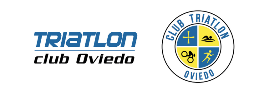 logo club triatlón oviedo